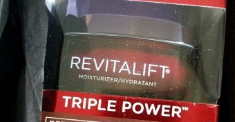 Honest Review: L'Oreal Revitalift Deep-Acting Moisturizer.