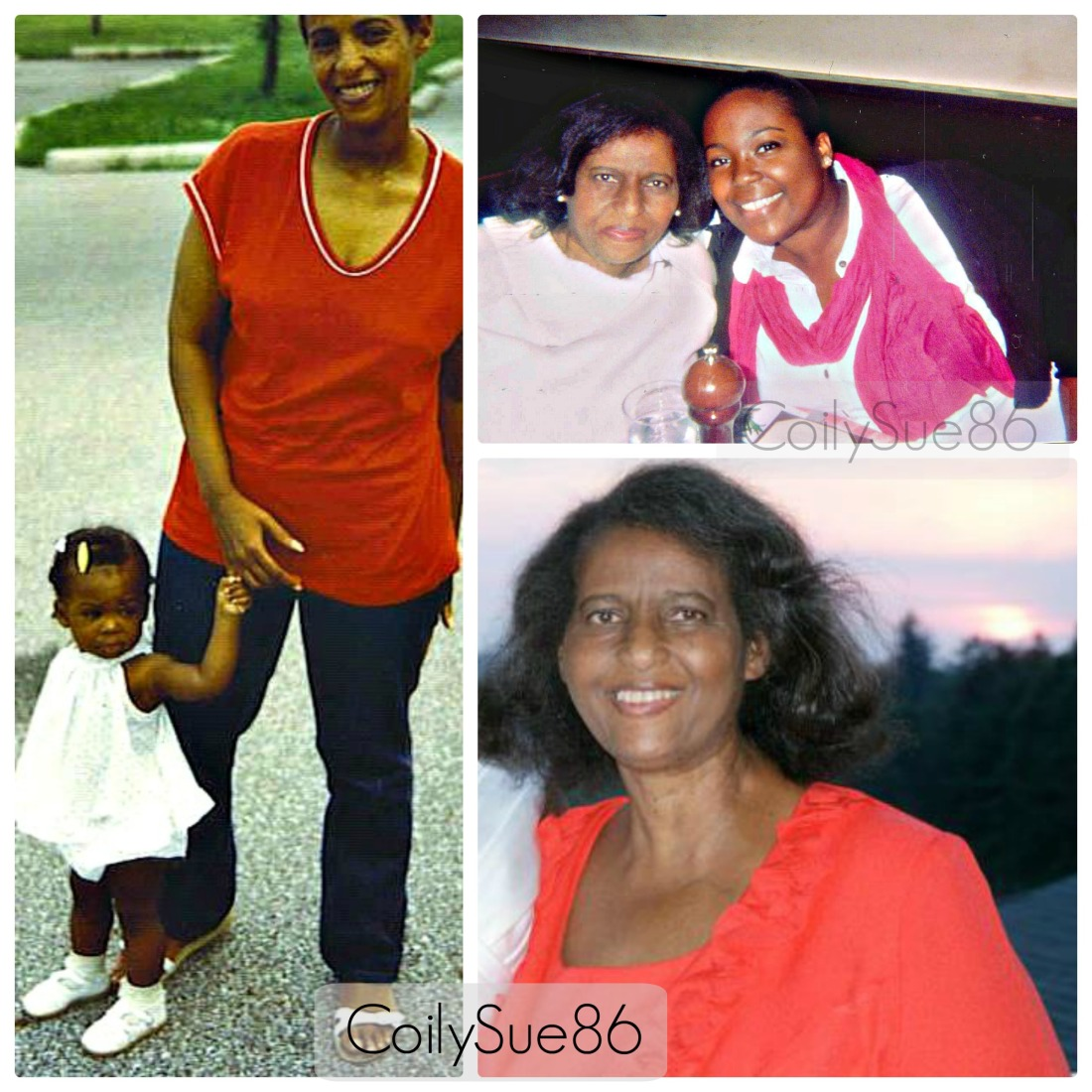 Mommy and Me Collage