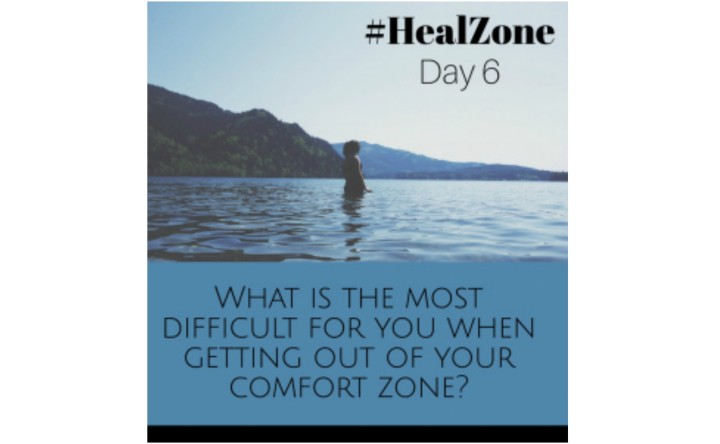 #HealZone Journal Prompt: Day Six.
