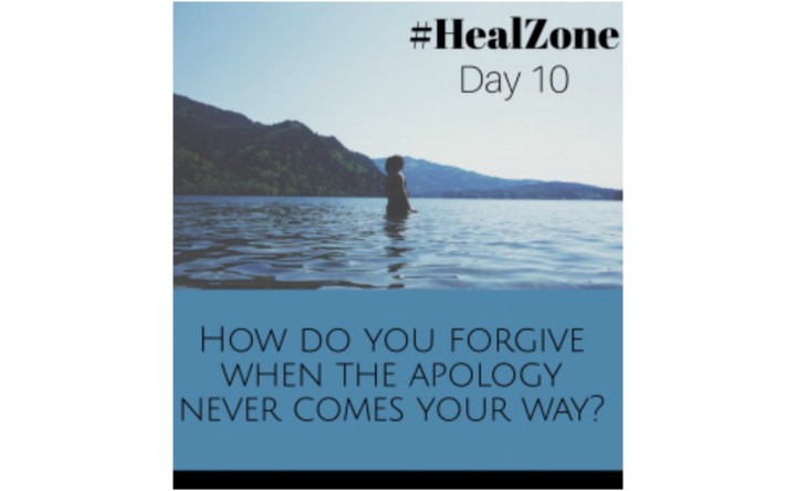 #HealZone Journal Prompt: Day Ten.