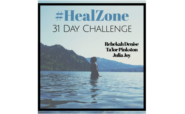 #HealZone Journal Prompt: Day One. (w/Video).