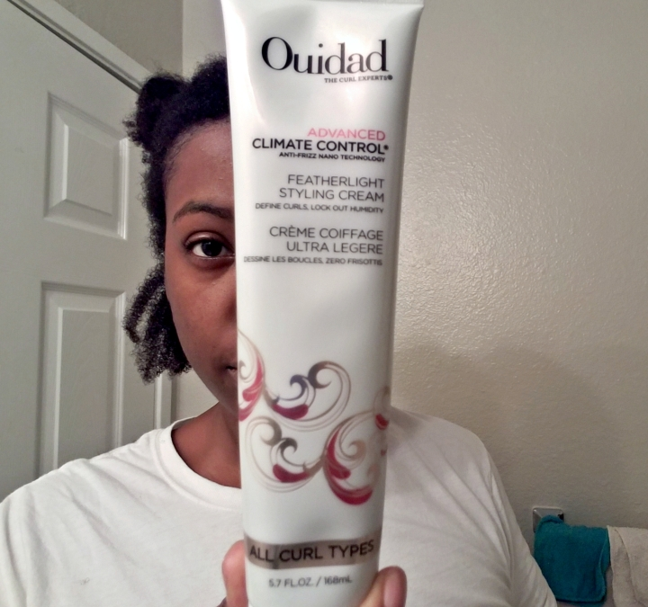 Ouidad ACC Cream Before Apply
