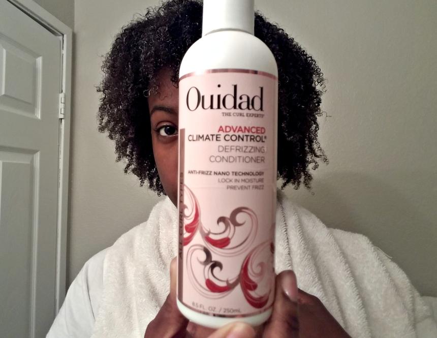Ouidad Conditioner In Hair