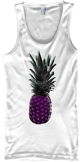 Grungy Pineapple Tank